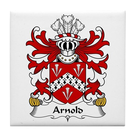 Arnold (Sir, Acquired Llanthony Abbey) Tile Coaste