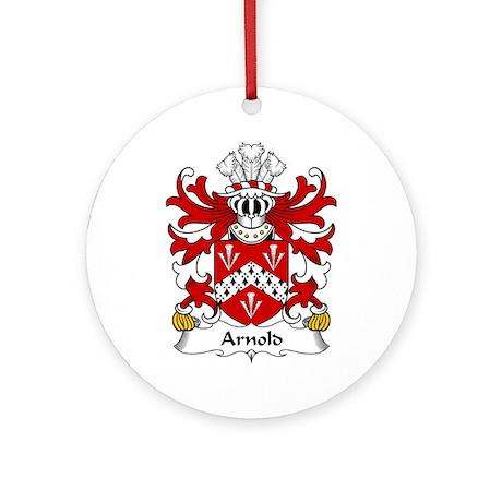 Arnold (Sir, Acquired Llanthony Abbey) Ornament (R