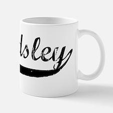 Beardsley (vintage) Small Small Mug