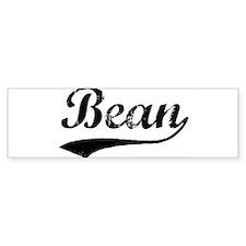 Bean (vintage) Bumper Bumper Sticker