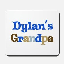 Dylan's Grandpa  Mousepad