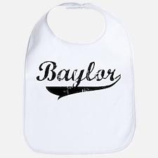 Baylor (vintage) Bib