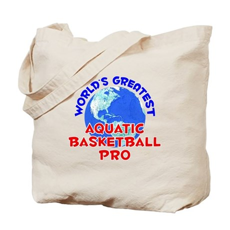 World's Greatest Aquat.. (E) Tote Bag