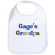 Gage's Grandpa  Bib