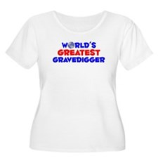 World's Greatest Grave.. (A) T-Shirt