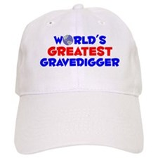 World's Greatest Grave.. (A) Baseball Cap