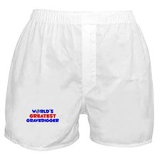 World's Greatest Grave.. (A) Boxer Shorts