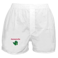 Zoeyosaurus Rex Boxer Shorts