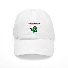 Zoeyosaurus Rex Baseball Cap