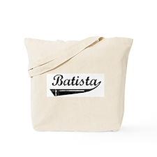 Batista (vintage) Tote Bag