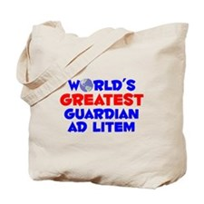 World's Greatest Guard.. (A) Tote Bag