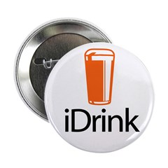 """iDrink 2.25"""" Button (100 pack)"""