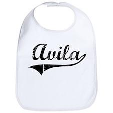 Avila (vintage) Bib
