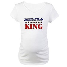 JOHNATHAN for king Shirt