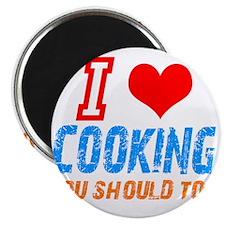 "I love Cooking 2.25"" Magnet (10 pack)"