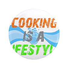 """Unique Cooker 3.5"""" Button (100 pack)"""