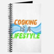 Cooking is a lifestyle Journal
