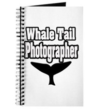 """""""Whale Tail Photographer"""" Journal"""