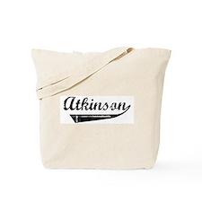 Atkinson (vintage) Tote Bag