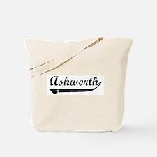 Ashworth (vintage) Tote Bag