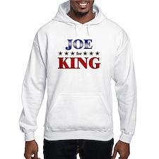 JOE for king Hoodie
