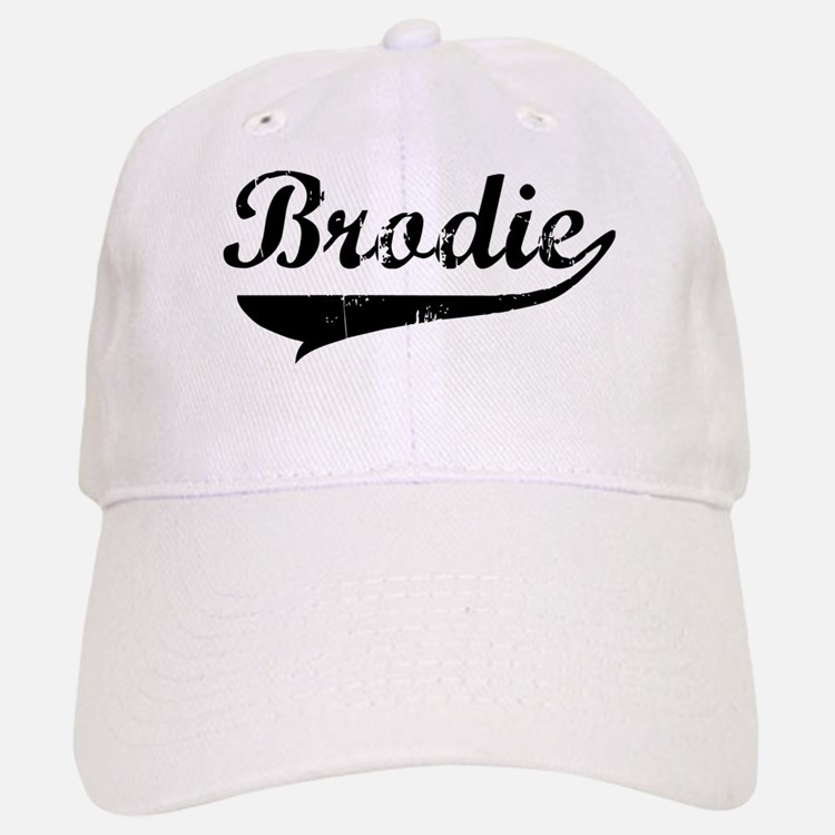 Brodie (vintage) Baseball Baseball Cap