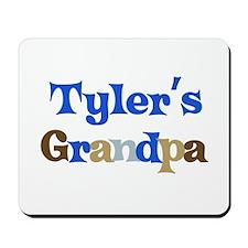 Tyler's Grandpa  Mousepad