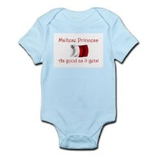 Maltese Princess Infant Bodysuit