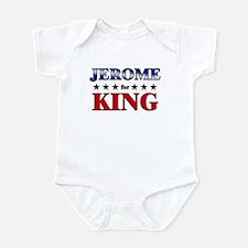 JEROME for king Infant Bodysuit