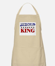 JEROLD for king BBQ Apron