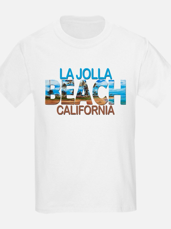 Summer la jolla shores- california T-Shirt