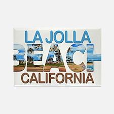 Summer la jolla shores- california Magnets