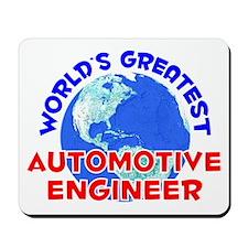 World's Greatest Autom.. (E) Mousepad