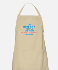 Coolest: Mount Summit, IN BBQ Apron