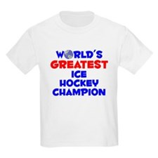 World's Greatest Ice H.. (A) T-Shirt
