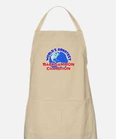 World's Greatest Backg.. (E) BBQ Apron