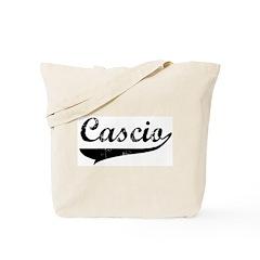Cascio (vintage) Tote Bag