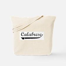 Calabrese (vintage) Tote Bag
