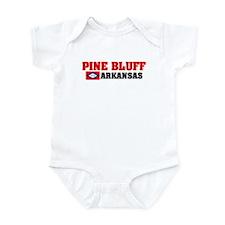 Pine Bluff Infant Bodysuit