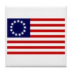 Betsy Ross Flag Coaster