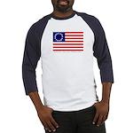 Betsy Ross Flag Baseball Jersey