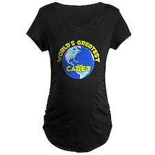 World's Greatest Cadet (D) T-Shirt