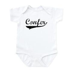 Confer (vintage) Infant Bodysuit