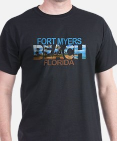 Summer fort myers- florida T-Shirt