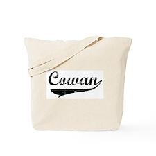 Cowan (vintage) Tote Bag