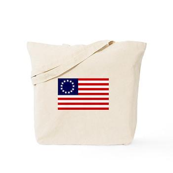 Betsy Ross Flag Bag