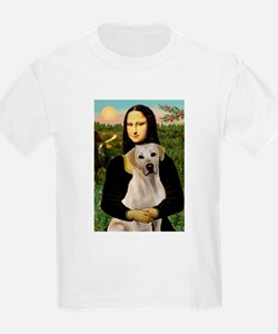 Mona Lisa / Lab (y) T-Shirt