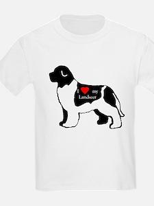 newfoundland heart T-Shirt