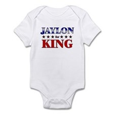 JAYLON for king Infant Bodysuit