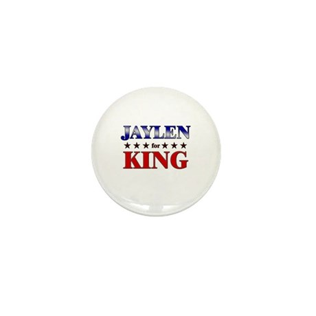 JAYLEN for king Mini Button
